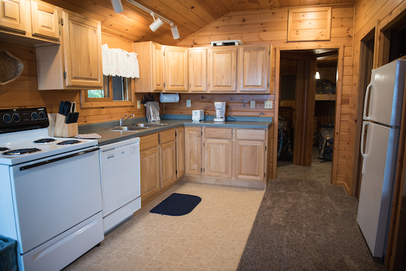 Lincoln 2 Bedroom Cabin With Fireplace On Lake Vermilion Mn