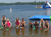 Kids Program on Lake