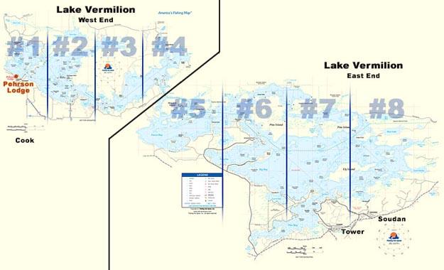 Lake Vermillion Minnesota Map.Minnesota Resorts On Lake Vermilion In Cook Minnesota Northern Mn