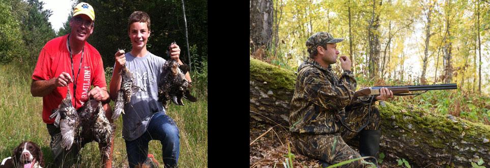 Minnesota Grouse Hunting