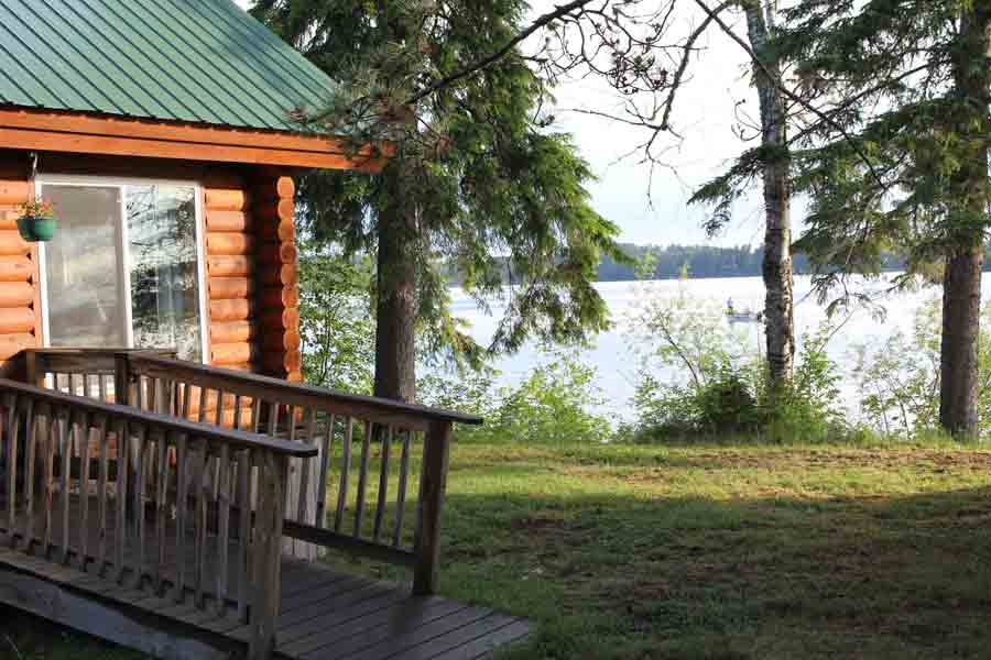 Northern Minnesota Lake Cabins On The Shores Of Lake Vermilion