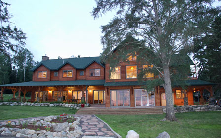 Minnesota Resorts - Lake Vermilion Resort Family Cabins