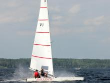 Pehrson Lodge has some incredibly fun/fast sailboats!