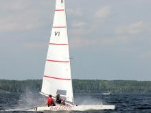 Pehrson Lodge has some incredibly fun/fast sailboats!