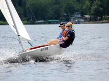 MC sailing Minnesota resort Pehrson Lodge
