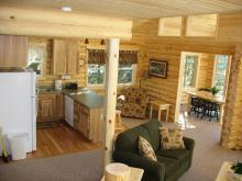 Beautiful Mackinaw cabin