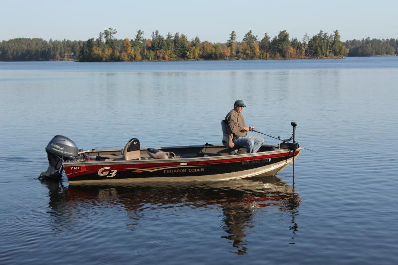 Lake vermilion boat motor rentals for Lake fishing boats