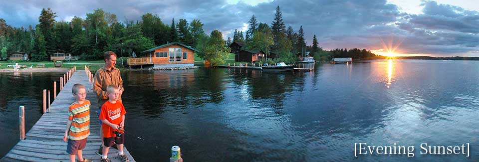 Minnesota resorts lake vermilion resort family cabins for Best fishing resorts in minnesota