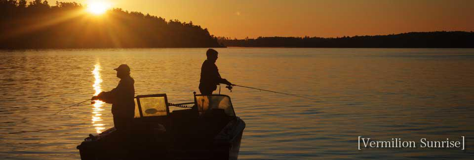 Minnesota resorts lake vermilion resort family cabins for Minnesota fishing resorts