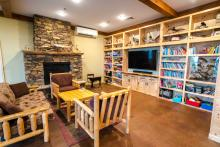 Games and TV - Lodge