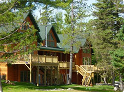 Pehrson Lodge's NEW Reunion Cabin